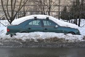 Не ставьте автомобиль возле дороги